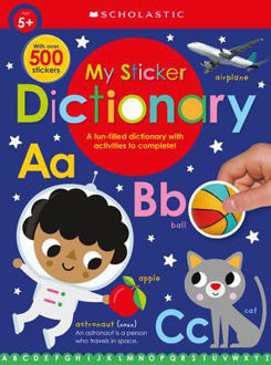 Picture of My Sticker Dictionary