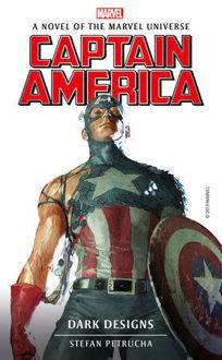 Picture of Captain America: Dark Designs