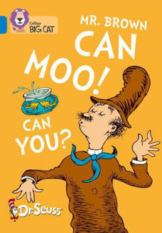 Picture of BIG CAT - SEUSS MR. BROWN  CAN MOO! CAN YOU?