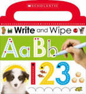 Picture of Write and Wipe Get Ready for Pre-K