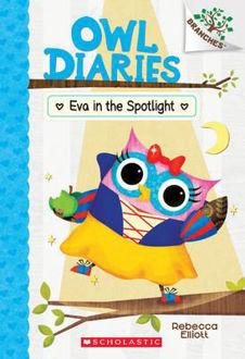 Picture of Eva in the Spotlight