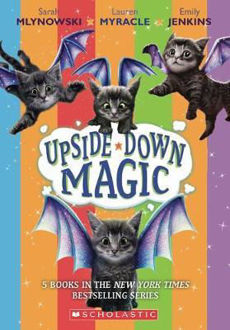 Picture of Upside-Down Magic Box Set (Books 1-5)