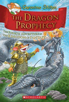 Picture of Geronimo Stilton and the Kingdom of Fantasy: Dragon Prophecy (#4)