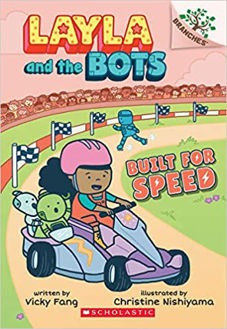 Picture of Built for Speed (Layla and the Bots #2)