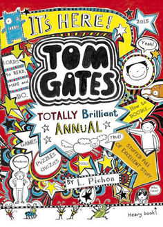 Picture of Tom Gates: The Brilliant World of Tom Gates Annual