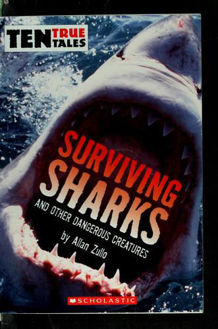 Picture of Surviving Sharks and Other Dangerous Creatures