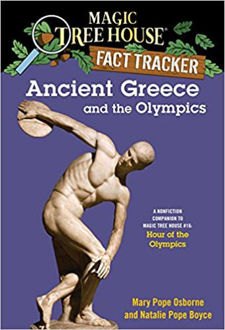 Picture of Ancient Greece and the Olympics: A Nonfiction Companion to Magic Tree House (Magic Tree House Fact Tracker)