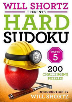 Picture of Will Shortz Presents Hard Sudoku Volume 5 : 200 Challenging Puzzles