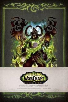 Picture of World of Warcraft: Legion Hardcover Blank Sketchbook