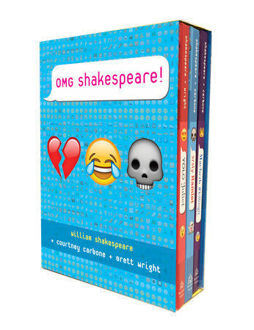 Picture of OMG Shakespeare Boxed Set
