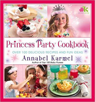 Picture of Princess Party Cookbook