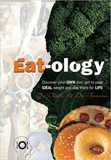 Picture of Eat-ology: Discover your OWN diet 1st Edition