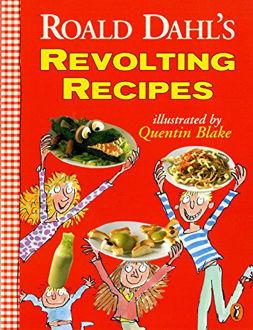 Picture of Roald Dahl's Revolting Recipes