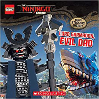 Picture of Lord Garmadon, Evil Dad