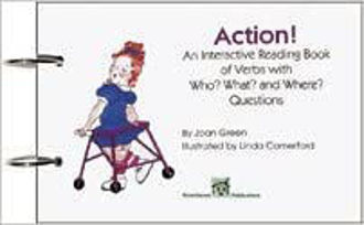 Picture of ACTION! An Interactive Reading Book