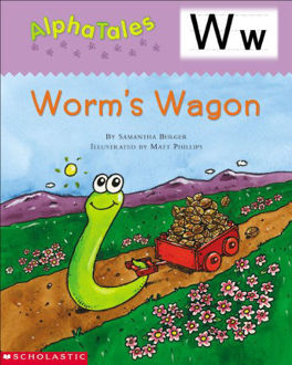 Picture of AlphaTales Worm's Wagon
