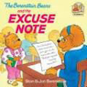 Picture of The Berenstain Bears And The Excuse Note