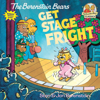 Picture of The Berenstain Bears Get Stage Fright
