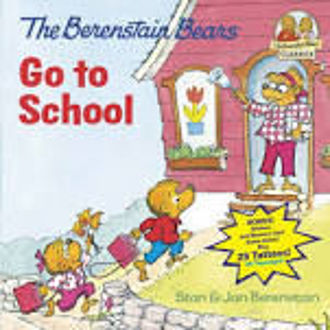 Picture of The Berenstain Bears Go to School