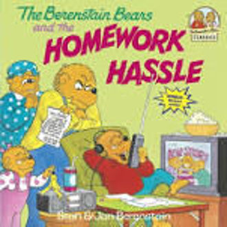 Picture of Berenstain Bears and the Homework Hassle