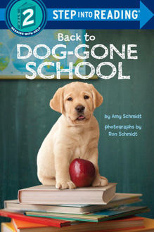 Picture of BACK TO DOG-GONE SCHOOL