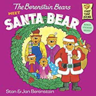Picture of The Berenstain Bears Meet Santa Bear