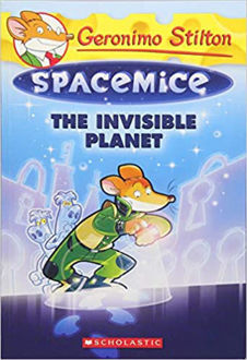 Picture of Geronimo Stilton SpaceMice The Invisible Planet