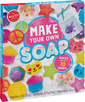 Picture of MAKE YOUR OWN SOAP