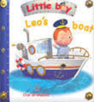 Picture of Little Boy- Leo's Boat