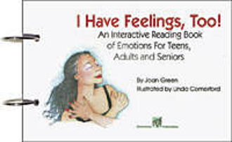 Picture of I HAVE FEELINGS, TOO An Interactive Reading Book