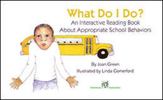 Picture of WHAT DO I DO? An Interactive Reading Book