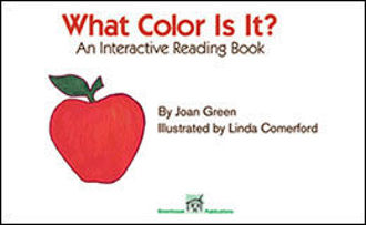 Picture of WHAT COLOR IS IT? An Interactive Reading Book