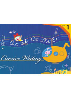 Picture of Cursive Writing Level 1