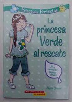 Picture of La princessa verde al Rescate