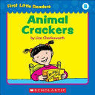 Picture of First Little Readers Animal Crackers