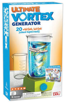 Picture of Ultimate Vortex Generator 20 Whirling Science experiments