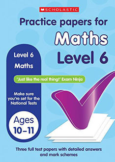 Picture of Practice Papers for Maths Level 6