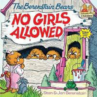 Picture of BBEARS/NO GIRLS ALLOWED