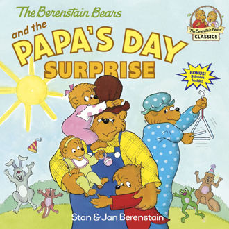 Picture of BBEARS/PAPA'S DAY SURPRISE