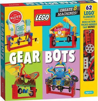 Picture of Lego Gear Bots - Create 8 Machines!