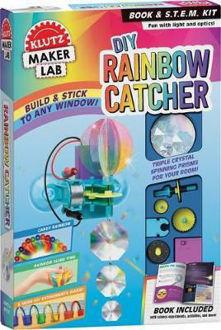 Picture of DIY Rainbow Catcher  - Book & STEM Kit