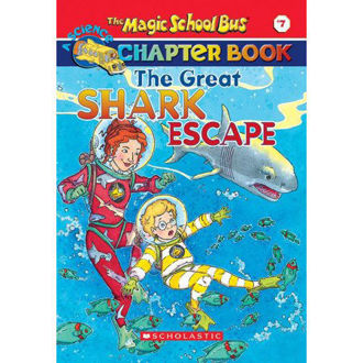 Picture of The Magic School Bus The Great Shark Escape