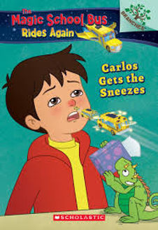 Picture of The Magic School Bus: Carlos Gets the Sneeze