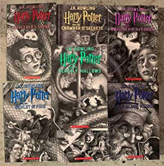 Picture of Harry Potter Books 1 - 7: Special Edition Boxed Set
