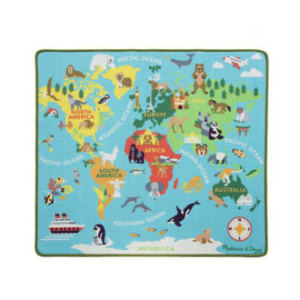 Picture of Round the World Travel Rug
