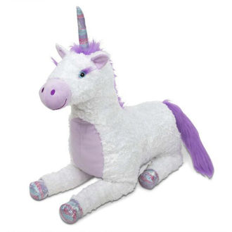 Picture of Jumbo Misty Unicorn