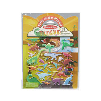Picture of Puffy Sticker Play Set - Dinosaur