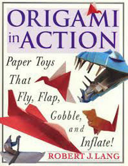 Picture of ORIGAMI IN ACTION