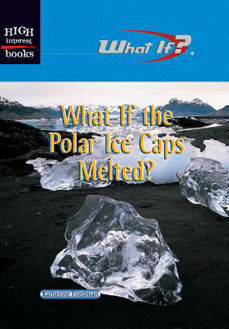 Picture of What if the polar ice caps melted?