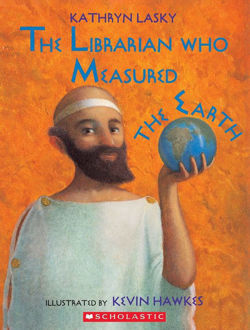 Picture of The Librarian who measured the earth